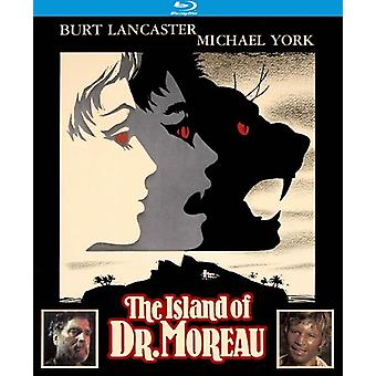 Island of Dr. Moreau [BLU-RAY] USA import