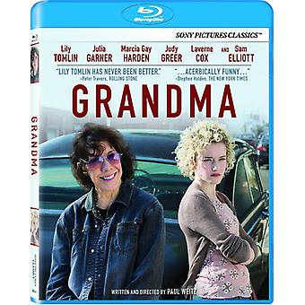 Grandma [Blu-ray] USA import