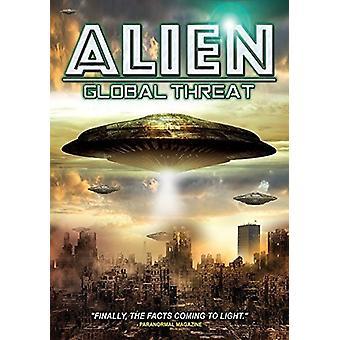 Alien Global Threat [DVD] USA import