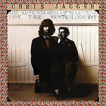 Chris Jagger - Adventures of Valentine Vox the Ventriloquist [CD] USA import