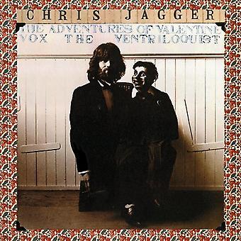 Chris Jagger - avonturen van Valentine Vox de buikspreker [CD] USA import