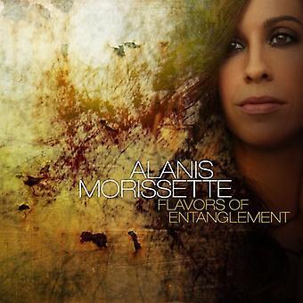 Alanis Morissette - Flavors of Entanglement [CD] USA import