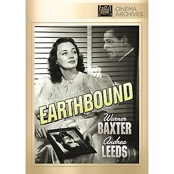 Earthbound [DVD] USA import