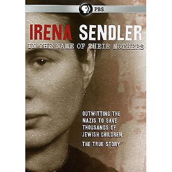 Irena Sendler: In nome della loro madri [DVD] Stati Uniti importare