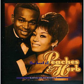 Peaches & Herb - Love Is Strange-Best of [CD] USA import