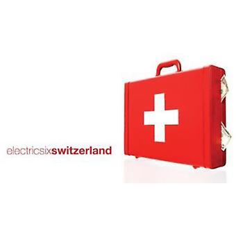 Electric Six - importación de Estados Unidos Suiza [CD]
