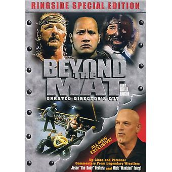 Beyond the Mat Ring Side [DVD] USA import
