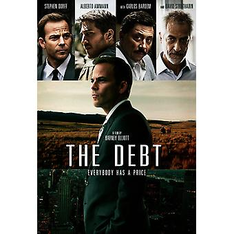 Gæld [DVD] USA importerer