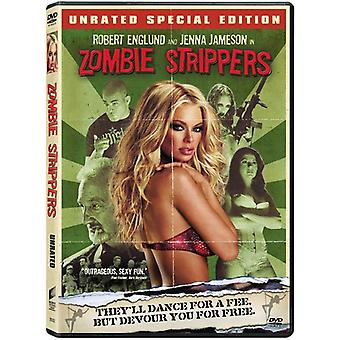 Zombie Stripperinnen [DVD] USA import