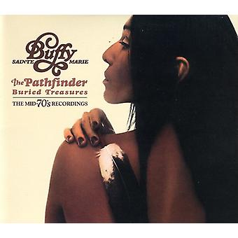 Buffy Sainte-Marie - Pathfinder-Buried skat [CD] USA import