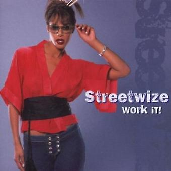 Streetwize - Work It! [CD] USA import