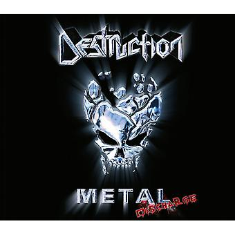 Destruction - Metal Discharge [CD] USA import