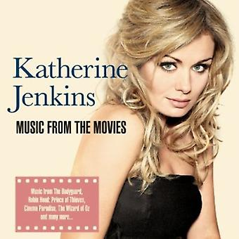 Katherine Jenkins - Music From the Movies [CD] USA import