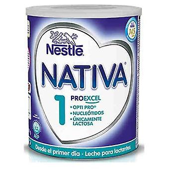 Nestlé Native 1 800g (Jeugd , Voederen , Powder milk , Start Melk)