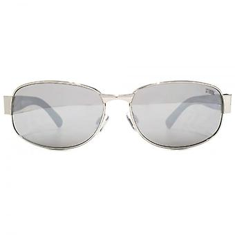 STORM Haemon Sunglasses In Silver Mirror