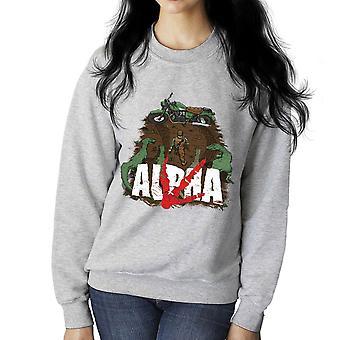 Akira Park Alpha Jurassic World Owen Women's Sweatshirt
