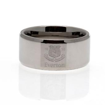 Everton Band Ring Small