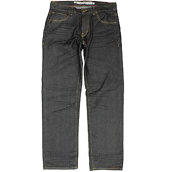 Lrg Wahre Gerade Herren Jeans Blaue Tinte