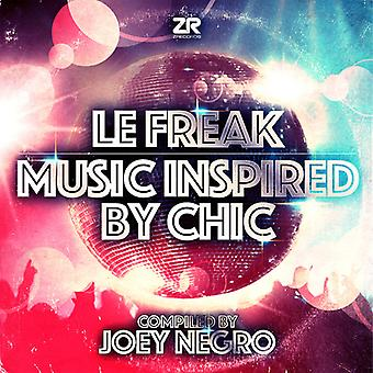 Joey Negro - Le Freak: Musik inspireret af smarte [CD] USA import