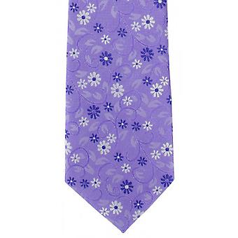 Michelsons af London Trailing Floral Polyester slips - lilla