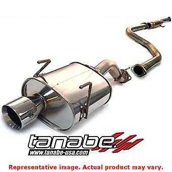 Tanabe Medalian Exhaust - Medalion Touring T70004 Fits:HONDA 1992 - 1995 CIVIC