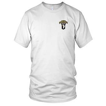 Amerikanske hær - 101st Airborne Division 506th luftbårne infanteri Regiment 2nd Battalion Recon broderet Patch - damer T Shirt