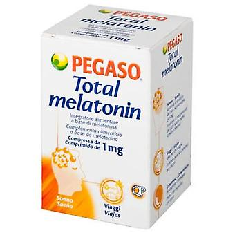 Pegaso Total Melatonin Glass Bottle 180 Tablets