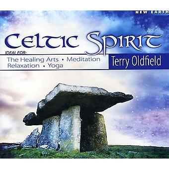 Terry Oldfield - Celtic Spirit [CD] USA import