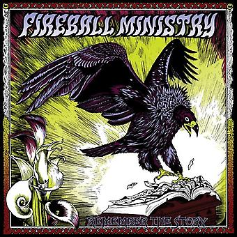 Fireball Ministry - herinner me het verhaal [Vinyl] USA import