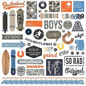 Freestyle Stickers 12