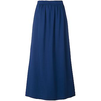 Golden Goose women G32WP013A2 Blau rayon skirt