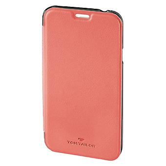 Tom Tailor Booklet New Basic Voor Samsung Galaxy S5 (Neo) Flamingo Pink