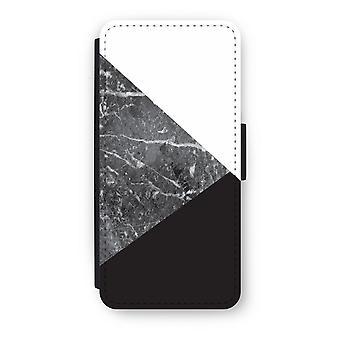 iPhone 5c Flip Case - combinaison de marbre