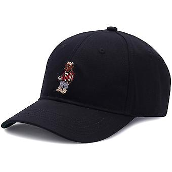 Cayler & sons Snapback Cap - Bedstuy curved black / forest