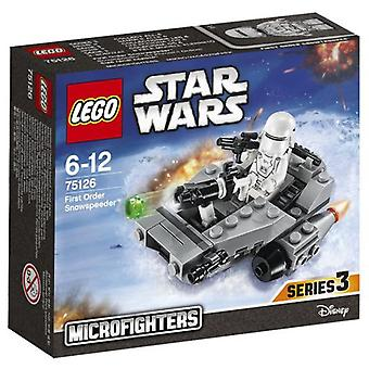 Lego 75126 First Order Snowspeeder (Babies and Children , Toys , Constructions)