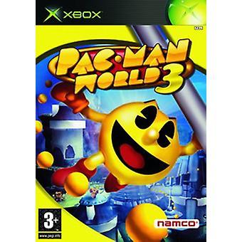 Pac-Man World 3 (Xbox)