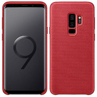 Samsung HyperKnit cover EF GG965FREGWW for Galaxy S9 plus G965F bag cover case red