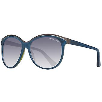 Guess by Marciano women's blue sunglasses
