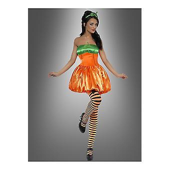 Women costumes  sexy pumpkin dress
