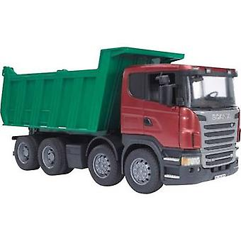 Brother SCANIA R-series dump truck