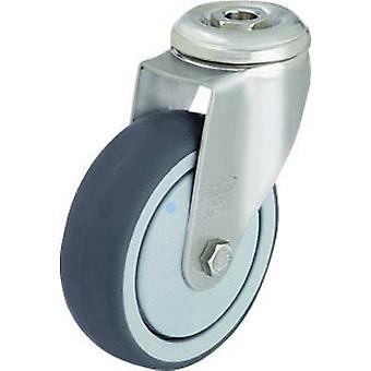 Blickle 574251 Wheel with reverse lock Ø 80 mm ball bearing for stainless steel equipment