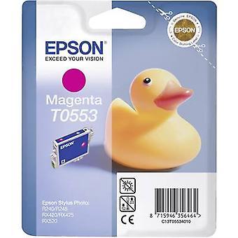 Epson Ink T0553 Original Magenta C13T05534010
