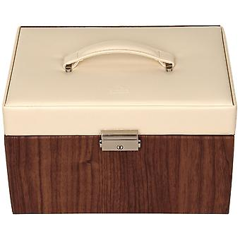 Sacher jewelry case jewelry box NORDIC STYLE beige wood-look Castle