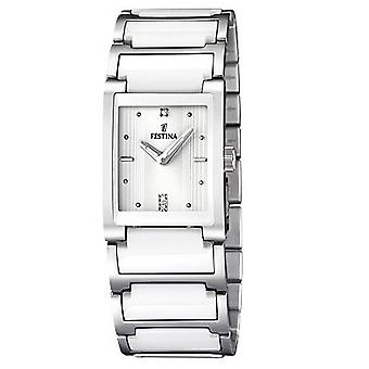 FESTINA - ladies Bracelet Watch - F16536/1 - ceramic - trend
