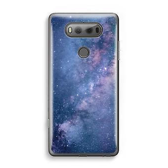 LG V20 Transparent Case (Soft) - Nebula