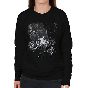 TV Times Jerry Lee Lewis Live Women's Sweatshirt