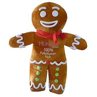 SPOTSOUND of Ti cookie mascot, famous gingerbread in Shrek