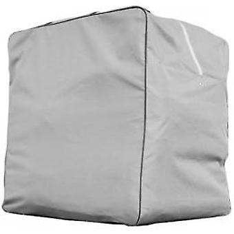 Kussentas für lounge grau 80x80x60cm