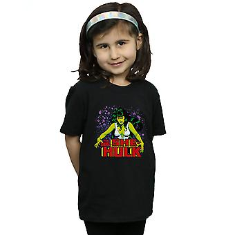 Marvel Universe Girls The Savage She-Hulk T-Shirt
