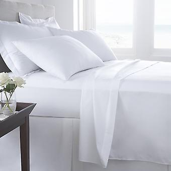100 ٪ بتمشيط القطن السرير مجموعة ورقة (300tc)